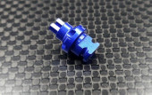 GLA 7075 Alum. Central Spur adaptor (98mm)