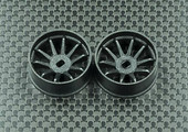 WHC003-0 / R10 Carbon Rims - AWD - Narrow N0