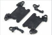 KYOSHO MR03 Front Suspension Arm Set / Querlenker vorne / MZW433 / MR-03  hart