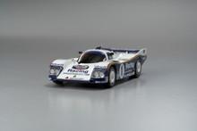 dNano / KYOSHO / Karosse#1:43 / Porsche 962 C LH  MM 001