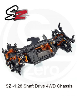 SZ Chassis Kit (No Electronic)