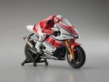 MINIZ MOTO RACER MC01 READYSET - YAMAHA YZR-M1 WGP 50th ANNIV