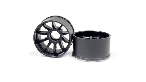 RWD R10 Machine Cutted Carbon Rim - Wide +2
