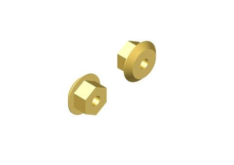JOM280184 / JR128-R00 Centering Wheel Nut Rear Left- JOMUREMA OPTION & PRO PART