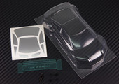 600880 / PN Racing Mini-Z Jomurema  JGT1 Racing Lexan Body Kit 98mm