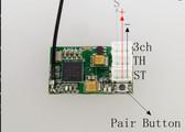 LoCo RC Mini-Z ASF 2.4ghz 3 Channel RX Unit (Version 2)