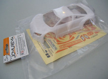 JR-GT01 Car Body Set-White- JOMUREMA SPARE PART 001