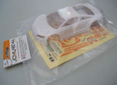 JR-GT01 Car Body Set-White- JOMUREMA SPARE PART