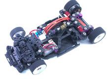 PN Racing 1.5mm Graphite Upper Desk for Jomurema GT01 002
