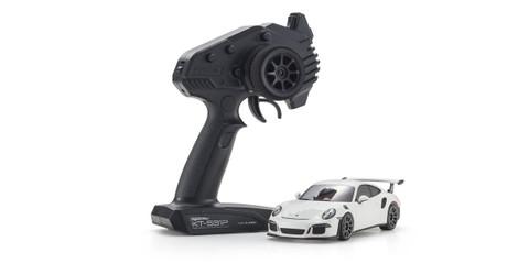 MINIZ RWD Porsche 911 GT3 RS  WEISS (N-RM/KT531P)