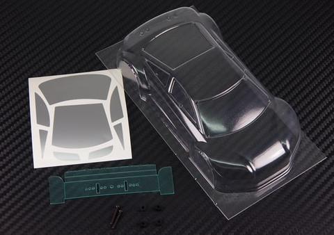 Jomurema  JR128-GT01 Lexan Body Kit 98mm