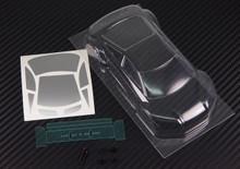 Jomurema  JR128-GT01 Lexan Body Kit 98mm 001