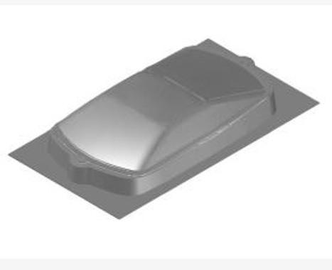 JOMUREMA- Light APET Car Glass / JR-GT01-Body