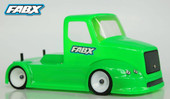 Long Nose Truck Lexanbody 98mm