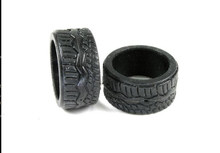 PN /Soft / KS Compound RCP Type F Rear Tire / KS2724 / Rubber/PU / Hinterradreifen / 2 Stück 001