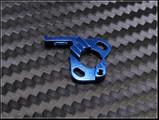 MR2295A | PN Racing Mini-Z Motor Plate for 94-98mm V3 Motor Mount (Orange)