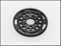 PN Racing / 64 Pitch Machine Cut Delrin / Limited Slip Spur Gear / 92T / For RC Car Pan 1/12, World GT 1/10 and F1 1/10 001