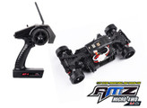 AMZ001-4WD / ATOMIC / AMZ 4WD Chassis / 1/27 Mini 4WD Touring Car (RTR Kit, RX-TX included)