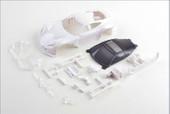 MZN130 / Mini-Z / KYOSHO / Karosserie 1:24 Honda HSV010, o. L. / white Body zum selber lackieren / Bausatz