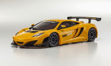 Mini-Z / KYOSHO / Karosse#1:24 / McLaren 12C GT3 Orange / MM 98mm 001