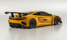 Mini-Z / KYOSHO / Karosse#1:24 / McLaren 12C GT3 Orange / MM 98mm 002