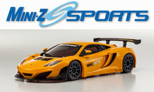 Mini-Z / KYOSHO / Karosse#1:24 / McLaren 12C GT3 Orange / MM 98mm