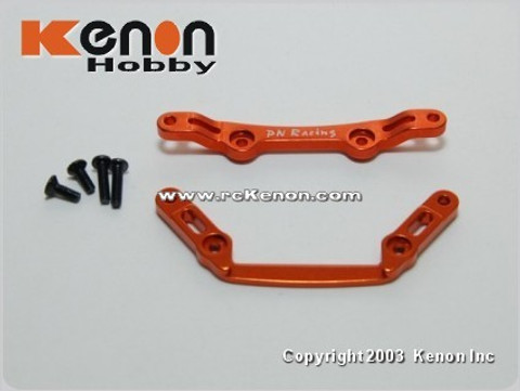 PN Lower und Tower Bar Set / -1 Caster / MR02 / orange