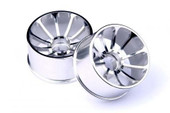 PN ALU Felge HINTEN +1 /  10 Spoke  - MR2081R1