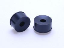 PN Felge 21mm HINTEN +0 / schwarz / Delrin / Dish - MR2078R0