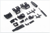 KY / MZ402 / Chassis Kleinteile Set / Chassis Small Parts Set MR-03