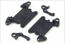 MZ406 / KYOSHO MR03 Front Suspension Arm Set / Querlenker vorne / MZ406 / MR-03 001