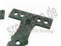 PN T-BAR MM Carbon #4 / MR03 / T-Plate - MR3002 001