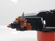 PN MR03 - Alu Adjust. Caster Upper Arm 2 Camber / orange 002