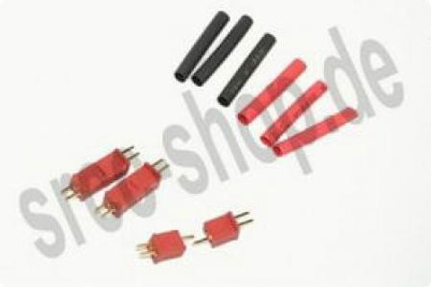 RA / MICRO-T Stecker Set by Rockamp - 02-2419