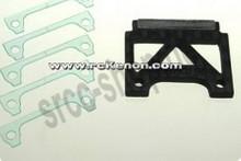 PN Carbon Fiber Adapter / Lexus SC430 / FRONT / VORNE  - CP319