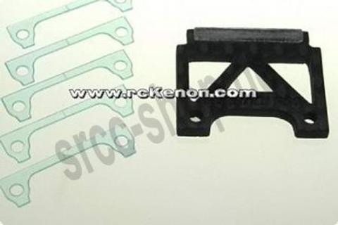 PN Carbon Fiber Adapter / JGTC 350Z 05 / FRONT / VORNE - CP317