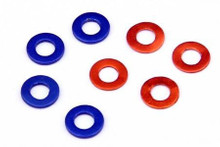 PN / Color Shim Set for King Pin - FRONT Distanzscheiben - Shims 001