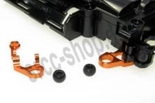 MR3052WS / PN / MR-03 / Alu LOWER Bar Wide / LOW / SILBER / MR3052WS