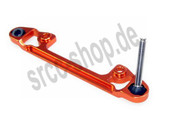 PN / MR-03 / Alu LOWER Bar Wide / LOW / ORANGE / MR3052W