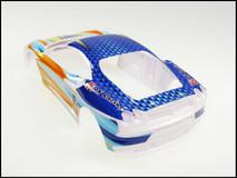Aufkleber Set (Skin) / PN Racing Mini-Z Body Skin Ferrari F430 GT Type 1