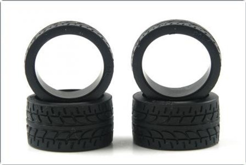 KY / H 20Shore / Hinterreifen Racing Radial / 4er Set!! - MZW38-20