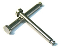 PN / F1 Stainless Steel King Pin (2pcs) - F1002