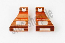 PN / MR03 Alm Battery Cover Heatsink (Orange) - Akkuhalter 001