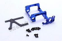 PN Alu-Motorhalter / V4 / 98-102mm LCG MM / blau - MR2289B 001