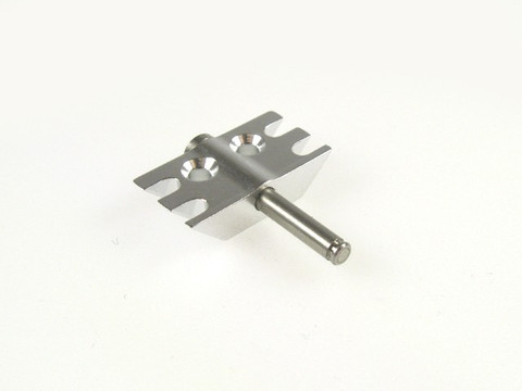 PN / MR02 / Gimbaled Chassis Mount (SILBER) - PN Hecksystem - MR2299