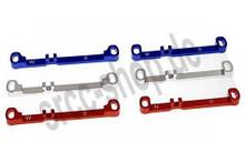 PN MR03 Alu Lenkstange / Narrow +1,5  / Toe In Tie Rod / ORANGE 002