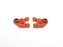 PN / DAA / MR-02 / Front -1 Degree Camber Lower Arm (ORANGE)  - untere Querlenker mit -1 Sturz 001