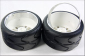 GRP ON-Road 1:5 TC - Wheel Ring - Ligh and Extra Strong - Premium Swiss 7075 T6 Ergal / Felgenring für GW11