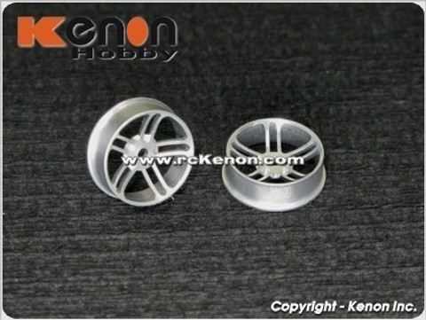 PN / dNaNo / 20F / PN Racing dNaNo Double 5 Aluminum Wheel Rim (1 pair)