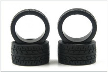 KY / H 10Shore / Hinterreifen Racing Radial / 4er Set!! - MZW38-10 001